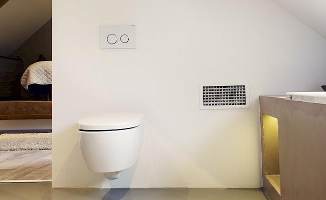 Airconditioning - Badkamer